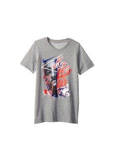 Nike Kyrie Irving Dry Graphic Basketball T-Shirt (Little Kids/Big Kids)