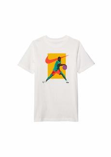 Nike Kyrie T-Shirt (Little Kids/Big Kids)