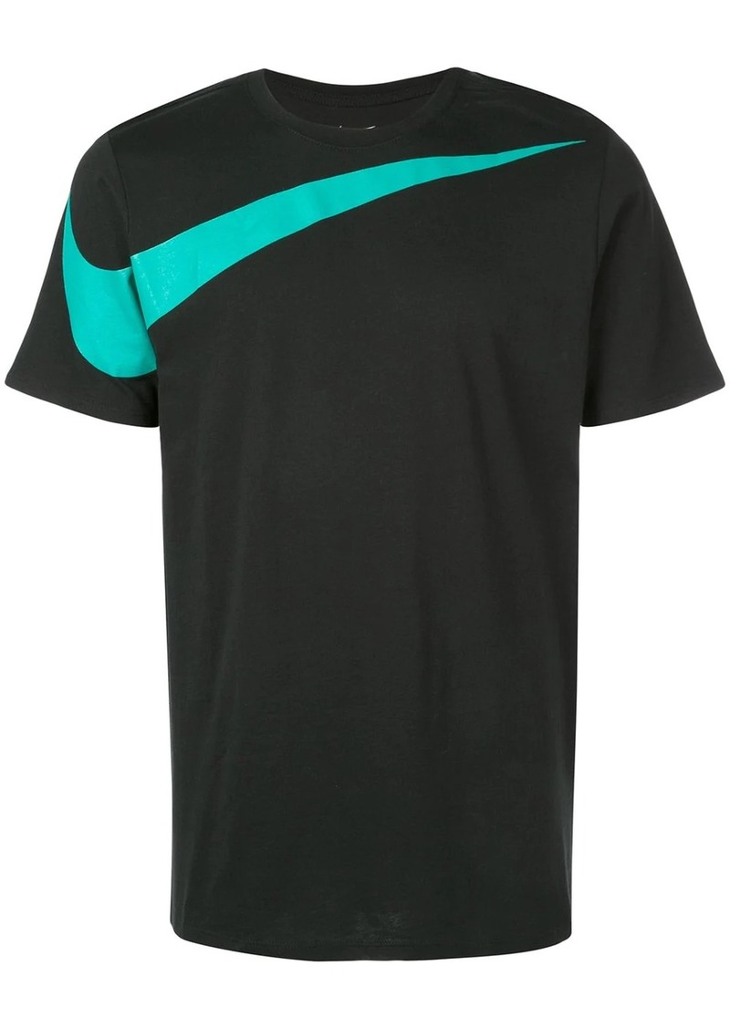 Nike large swoosh T-shirt