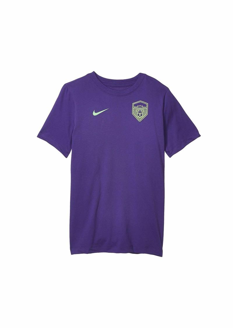 Nike LBJ Futbol Jersey (Little Kids/Big Kids)