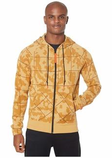 Nike Lebron Hoodie Full Zip All Over Print