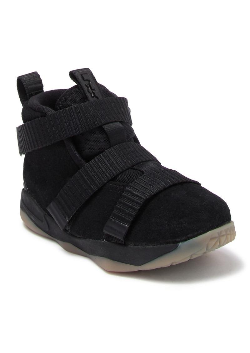 Nike Lebron Soldier XI TD Sneaker (Toddler)