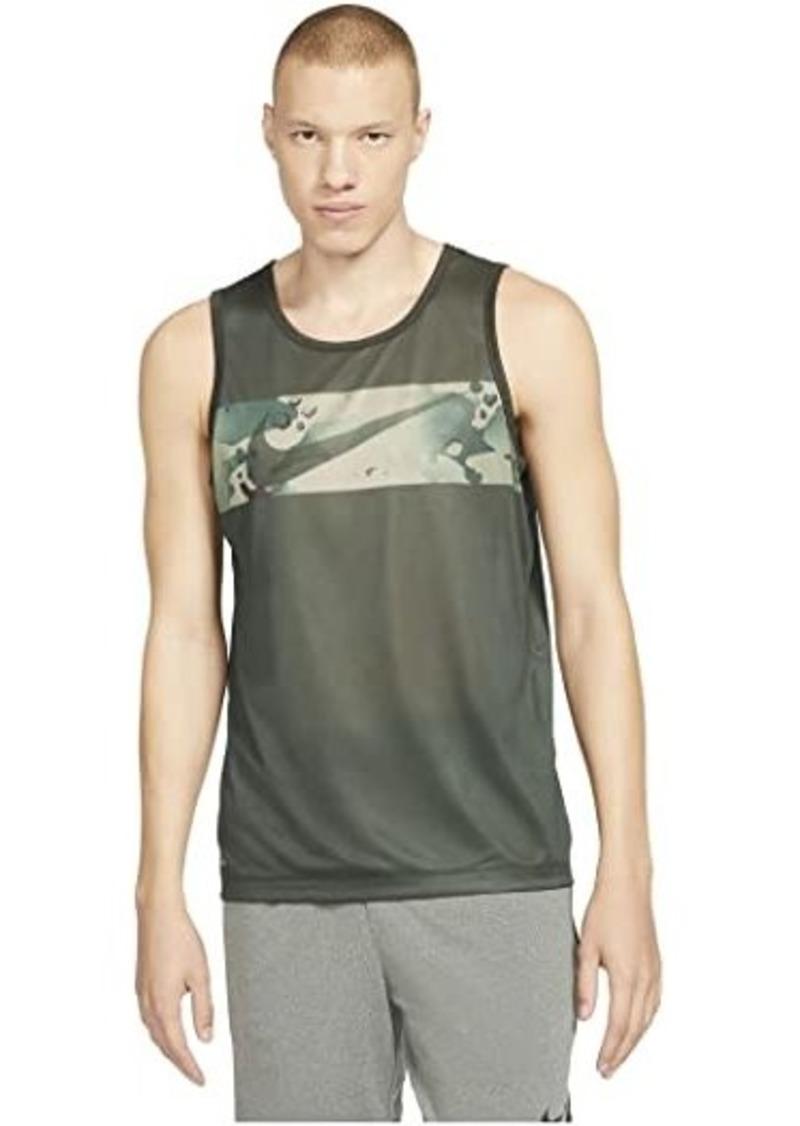 Nike Leg Tank Sportswear Camo