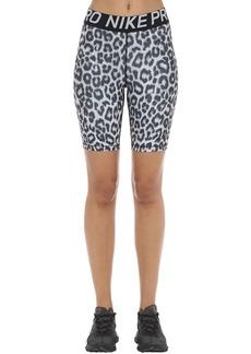 Nike Leopard Shorts