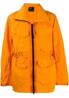 Nike lightweight parka jacket