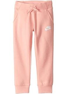 Nike Lightweight Sueded Fleece Jogger Pants (Toddler/Little Kids)