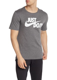 Nike Logo Athletic Cut T-Shirt