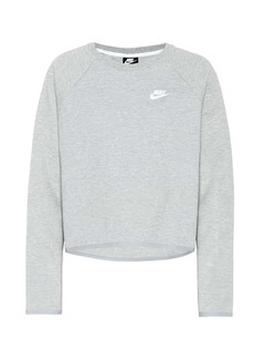 Nike Logo cotton-blend sweatshirt