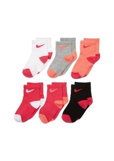 Nike Logo Pack Socks (Infant/Toddler)