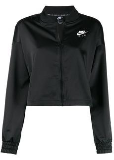 Nike logo print sport jacket