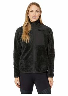 Nike Long Sleeve Full-Zip Training Top