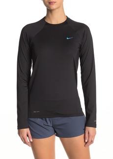 Nike Long Sleeve Hydroguard Top