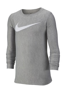 Nike Long Sleeve Training Top (Big Boys)