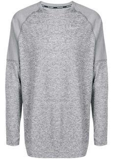 Nike long sleeved sweatshirt