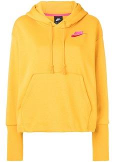 Nike loose fitted hoodie