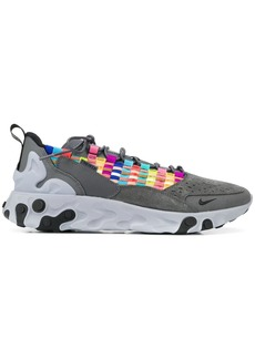 Nike React Sertu woven pattern sneakers