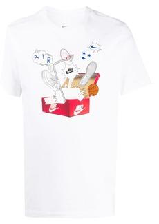 Nike Maglia graphic-print T-Shirt