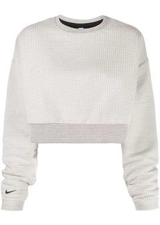 Nike matelassé sweatshirt