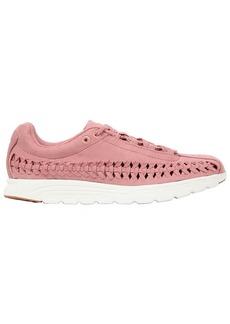 Nike Mayfly Woven Suede Sneakers