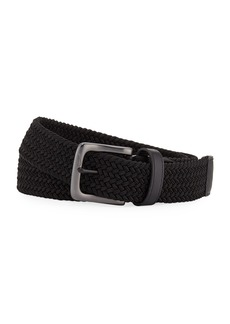 Nike Men's G-Flex Stretch-Woven Belt