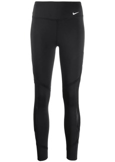 Nike mesh panels leggings