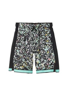 Nike Mesh Shorts Just Do It (Little Kids/Big Kids)