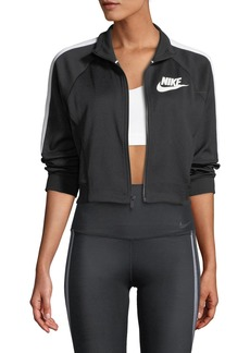 Nike N98 Zip-Front Raglan Performance Jacket