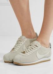 quality design 19b84 15164 ... Nike + A.L.C. Classic Cortez suede sneakers ...
