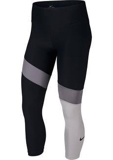 Nike + Colorblock Power Crop Leggings