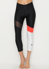 Nike + Colorblock Power Crop Leggings