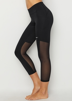 Nike + Dri-FIT Fly Victory Cropped Leggings