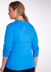 Nike + Dri-FIT Miler T-Shirt Plus Size