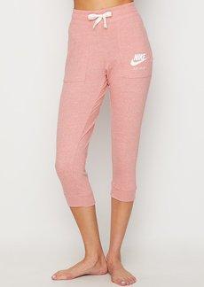 Nike + Vintage Capri Gym Pants