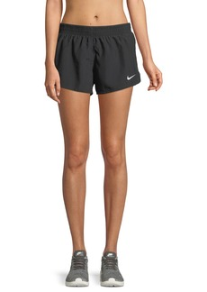 Nike 10K Pull-On Athletic Shorts with Side Stripes