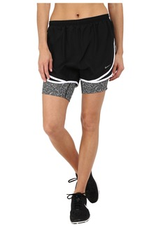 Nike 2-in-1 Tempo Print Compression Short