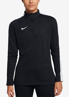 Nike Academy Dri-fit Quarter-Zip Soccer Drill Top
