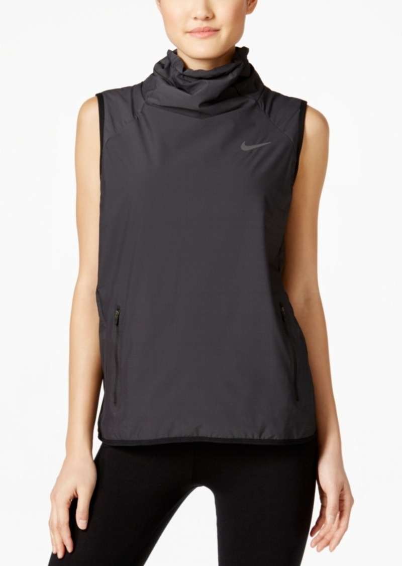 Nike Aerolayer Funnel-Neck Training Vest