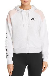 Nike Air Color-Block Logo Hoodie