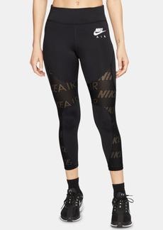 Nike Air Cropped Running Leggings