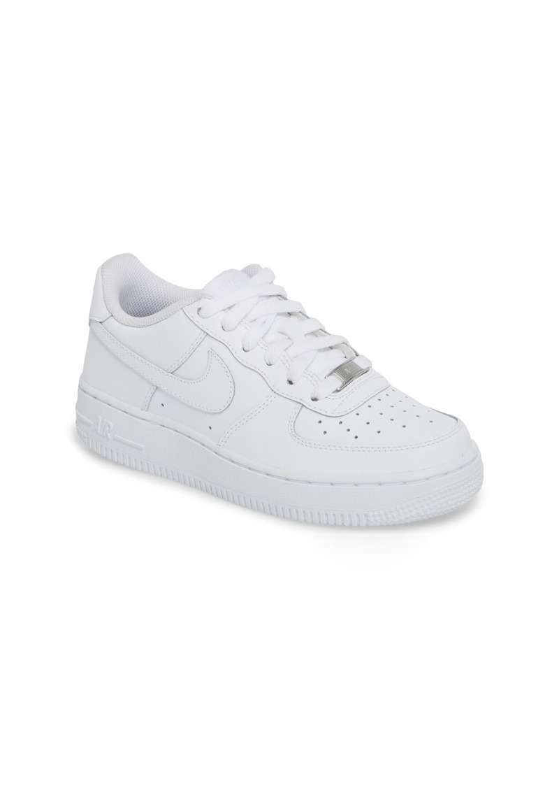 huge selection of 6fe12 8af2d Nike Air Force 1 Sneaker (Big Kid)