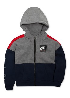 Nike Air Full-Zip Hoodie, Toddler Boys