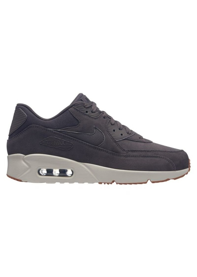 competitive price e2f06 6a6f4 Air Max 90 Ultra 2.0 Leather Sneakers
