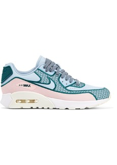 Nike Air Max 90 Ultra 2.0 SI embroidered canvas and mesh sneakers