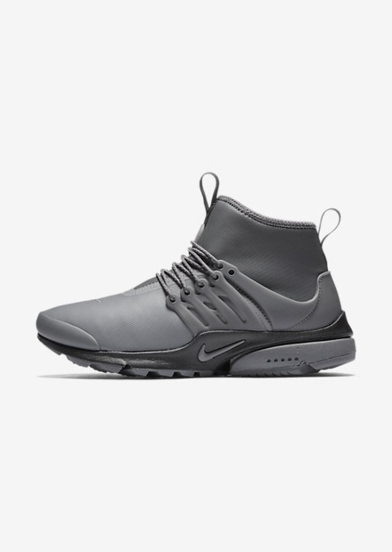 nike nike air presto mid utility shoes. Black Bedroom Furniture Sets. Home Design Ideas