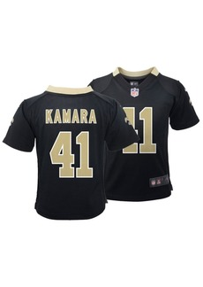 Nike Alvin Kamara New Orleans Saints Game Jersey, Toddler Boys (2T-4T)