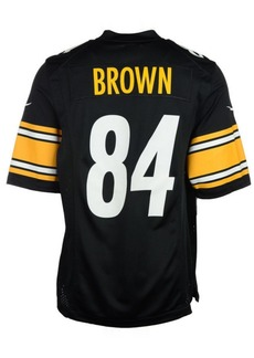 Nike Antonio Brown Pittsburgh Steelers Game Jersey, Toddler Boys (2T-4T)