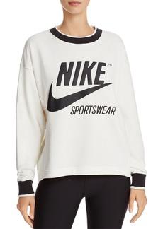 Nike Archive Logo Sweatshirt