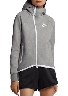 Nike Asymmetric Fleece Hoodie
