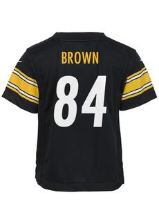 pretty nice b57b2 de2eb Nike Babies' Antonio Brown Pittsburgh Steelers Game Jersey
