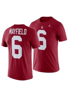Nike Baker Mayfield Oklahoma Sooners Future Star T-Shirt, Big Boys (8-20)